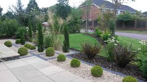 Small Picture Front Garden Design Garden Ideas