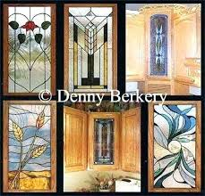 stained glass door inserts stained glass door inserts stained glass cabinet doors custom windows lamps gorgeous stained glass door inserts