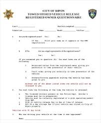 Sample Liability Release Property Form Personal – Bonniemacleod