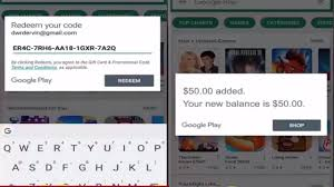 free google play gift card codes generator how to get with working proof 2017