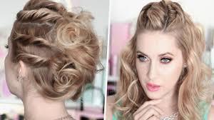 Photo Coiffure Pour Mariage Cheveux Mi Long Facile Faire