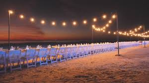 Cable Beach Polo 2015 Macquarie Private Bank Dinner Under The