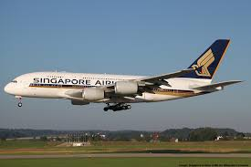 Award Chart Singapore Airlines