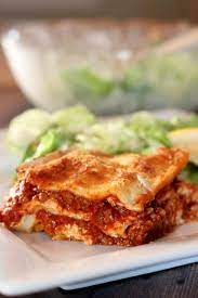 fresh pasta lasagna recipe mom vs the