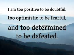 New Determination Quote I Am Too Determined Goluputtar