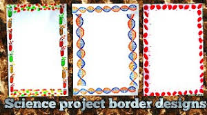 Border Design For Chart Paper Videos 9tube Tv