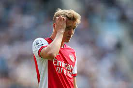 Arsenal 0 - Manchester City 5 ...