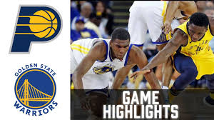Pacers vs Warriors HIGHLIGHTS Full Game ...