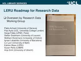 the data deluge the role of research organisations in a brave new wo 11