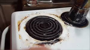 how to remove burnt on grease from ceramic stove top to with household items toronto you