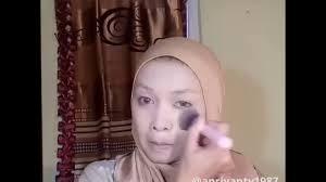 tutorial makeup pengantin full coverage