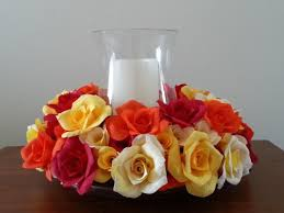 Wedding Paper Flower Centerpieces Paper Flowers Cute Or Tacky