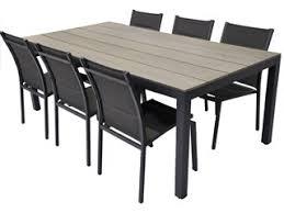Ensemble table chaise jardin | Acp37