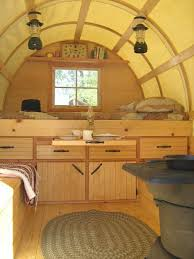 Small Picture Sheep wagons converted into mobile living spaces of rustic charm