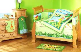 baby room jungle animal crib