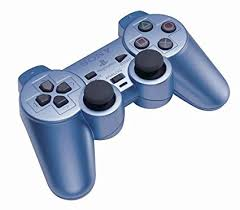 sony playstation 2 controller. official sony playstation 2 dualshock controller (aqua) playstation :