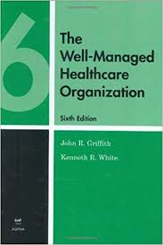 Healthcare Brochure Mesmerizing The WellManaged Healthcare Organization 44 Medicine