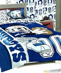 dallas cowboys crib bedding set