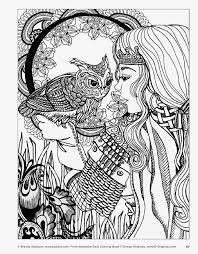 Owl Coloring Pages For Adults Luxury Adult Coloring Book People