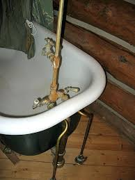 how to remove old tub faucet the owner had picked up a new drain and new