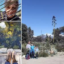 rancho santa ana botanical gardens walk 1