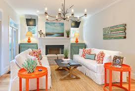 Small Picture 22 Beach Themed Home Decor in the Living Room Home Design Lover