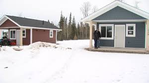 First Nation community tackles homelessness with micro homes | CKPGToday.ca