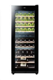 haier beverage refrigerator. haier ws49gdb 49 bottle dual zone wine cooler black: amazon.co.uk: large appliances beverage refrigerator o