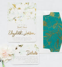 sealed with a kiss invitations 26 best foil print watercolor invites images on