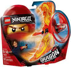 Báo giá Mua đồ chơi LEGO Ninjago 70647 - Lốc Xoáy Rồng Lửa của Kai (LEGO  Ninjago 70647 Kai - Dragon Master) chỉ 499.000₫
