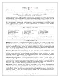 Resumes Samples 24 Resume SamplesExamples Featuring Different Resume Formats 15