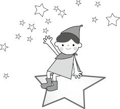 星のイラスト無料フリー素材