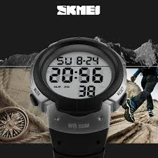 skmei luxury brand mens sports watches dive 50m digital led desc desc desc desc desc desc