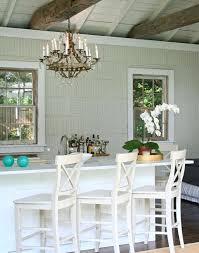 beach house chandelier chandeliers home bar contemporary with aqua foyer