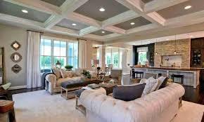 Model Home Interior Pictures Creative Simple Inspiration Design