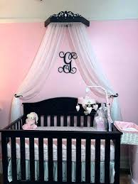 Wall Bed Canopy Wall Crown Canopy Photo 1 Of 7 Baby Canopy For Crib ...