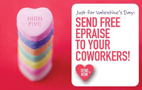 valentine ideas for the office. send a free epraise for valentineu0027s day valentine ideas the office s