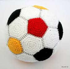 Ravelry Easy Crochet Soccer Ball Free Crochet Pattern By