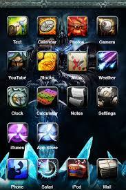 world of warcraft iphone by brattyb