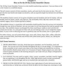10 Day Green Smoothie Cleanse Pdf Jj Smith Green Smoothie Cleanse Recipes Pdf Treeofflife Org