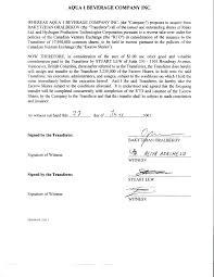 Template Share Transfer Template Agreement Elegant Stock
