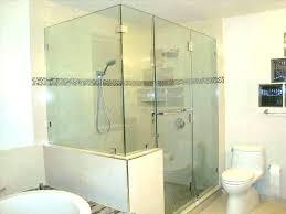 shower glass cost bathroom glass doors sliding
