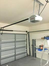 install garage door opener manvsmagic com regarding installation design 47