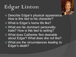 characters doubles and setting the love triangles catherine  5 edgar linton