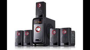 Sunny SN3SS21 5+1 ses sistemi tanıtımı ve testi - YouTube