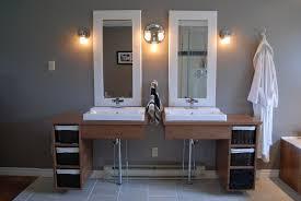custom made custom floating bathroom vanities