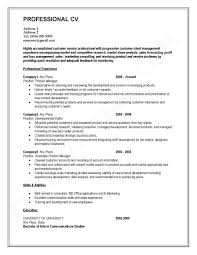cv resume definition resume template professional goals best of