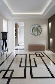 Interiors Modern Tile Floor Interior Design