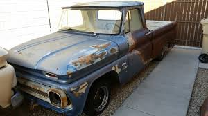 1965 C10 long bed (donor) and 1964 C10 short bed (builder), 2 for ...
