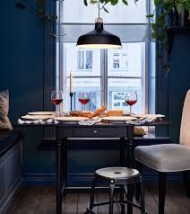 table kitchen. ingatorp drop-leaf table, black-brown $159.00 table kitchen